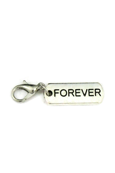 Forever Silver Jewelry Charm-Jewelry Charm-Destination Oils