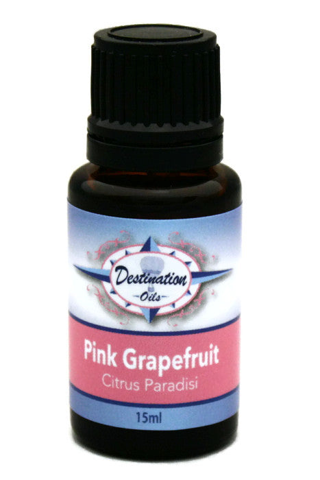Pink Grapefruit Essential Oil ~ 15ml ~ Pure-Single Essential Oils-Destination Oils