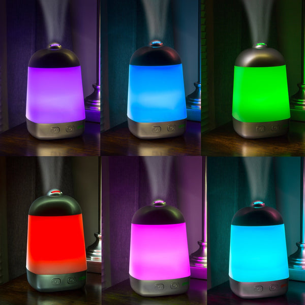 GreenAir Spa Vapor + Ultrasonic Essential Oil Diffuser-Essential Oil Diffuser-Destination Oils