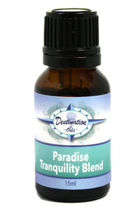 Paradise - Tranquility Essential Oil Blend - 15ml-Essential Oil Blend-Destination Oils