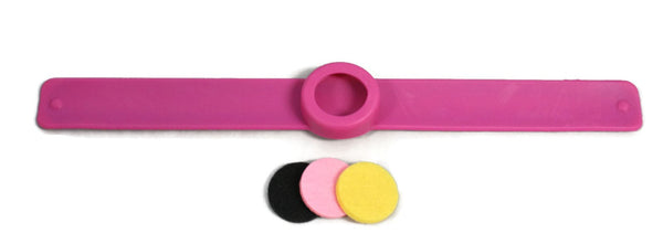 Sweet Kids Essential Oil Diffuser Silicone Slap Bracelet- Set of 3-Diffuser Bracelet-Destination Oils