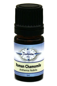Roman Chamomile Essential Oil ~ 5ml ~ Pure-Single Essential Oils-Destination Oils