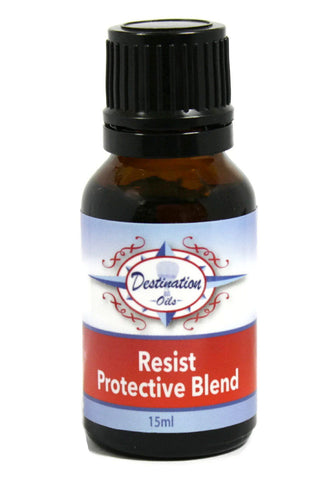 Resist - Protective Essential Oil Blend - 15ml-Essential Oil Blend-Destination Oils