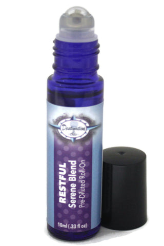 Restful Serene Blend Essential Oil Roll-On-Essential Oil Roll-On-Destination Oils