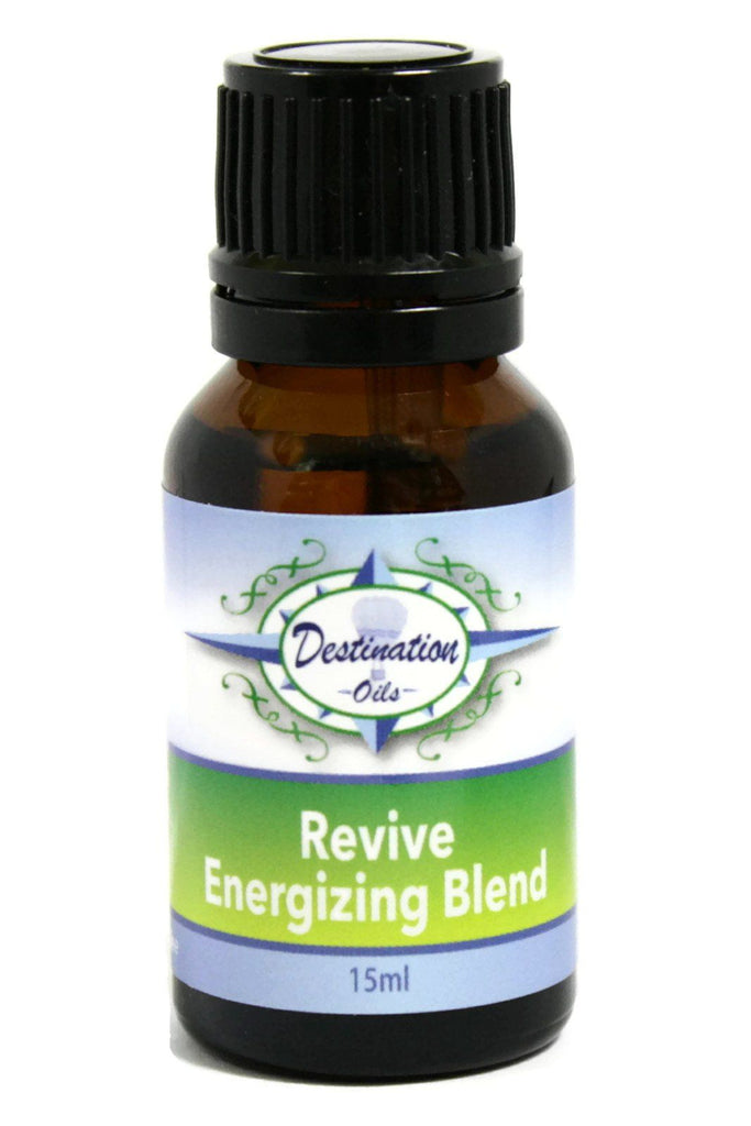 Revive - Energizing Essential Oil Blend - 15ml-Essential Oil Blend-Destination Oils