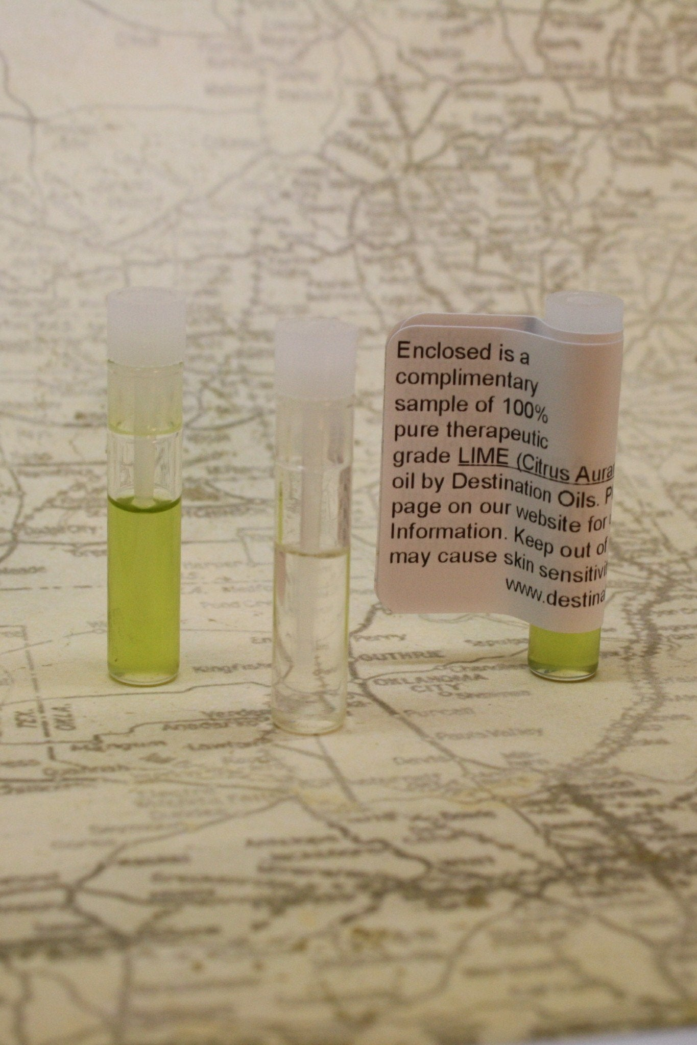 Samples- Set of 3-Destination Oils