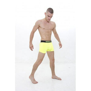 DMXGEAR LUXURY COTTON NEON YELLOW MEN'S BOXERSHORTS NEON COLLECTION - G UNDIE