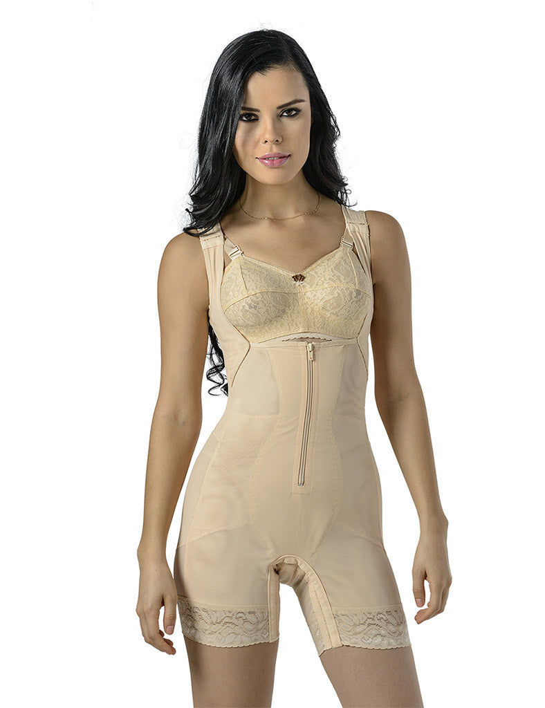 Body Reshaper Long Beige