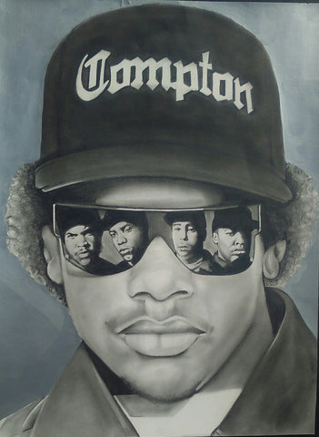 EAZY E / NWA Original Artwork