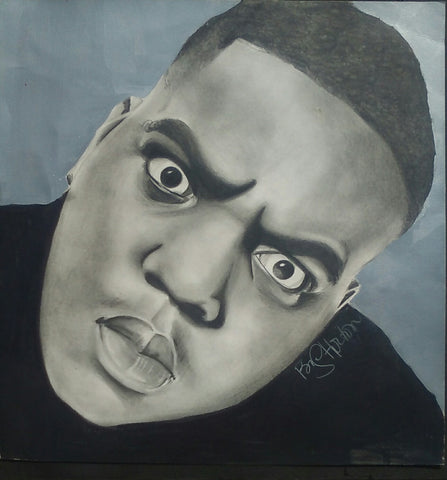 BIGGIE - Original Artwork