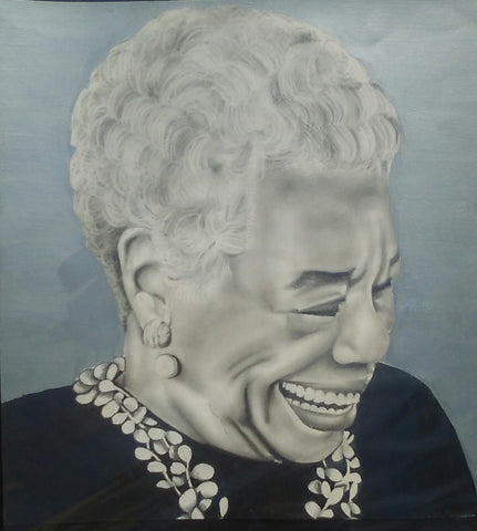 Maya Angelou - Original Artwork