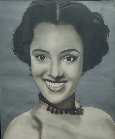 Dorothy Dandridge Original Artwork