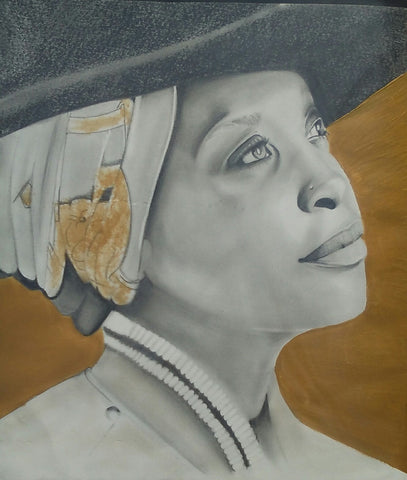 Erykah Badu Original Artwork