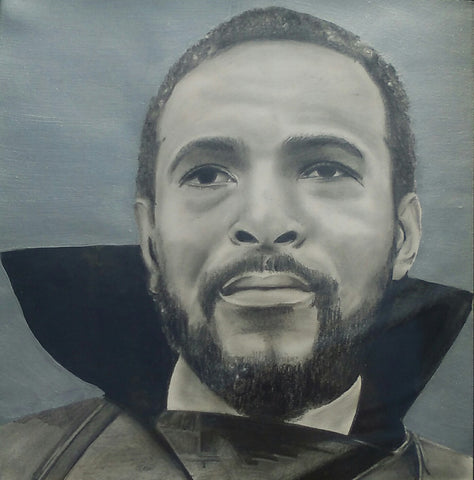 Marvin Gaye Original Artwork