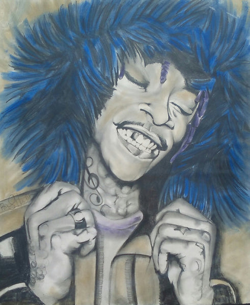 WIZ KHALIFA - Print / Canvas
