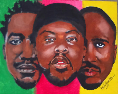 Tribe Called Quest Print / Canvas