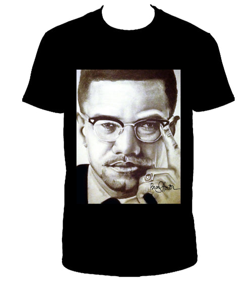 Malcolm X Mens Shirt