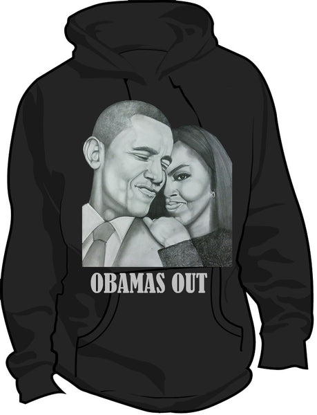 Obama / Michelle Hoodies