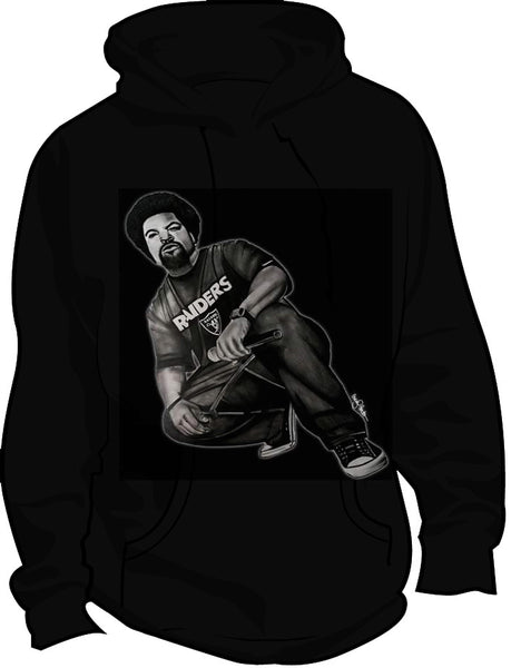 Ice Cube Raiders Hoodies