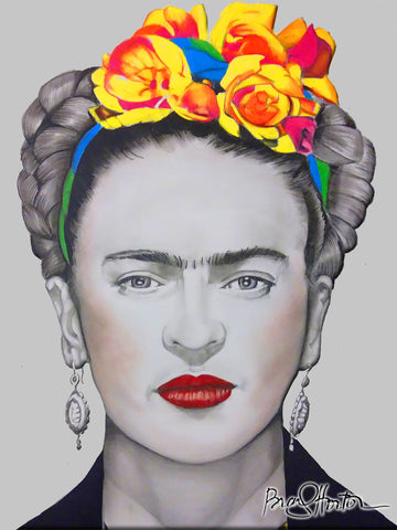 Frida Kahlo Print / Canvas