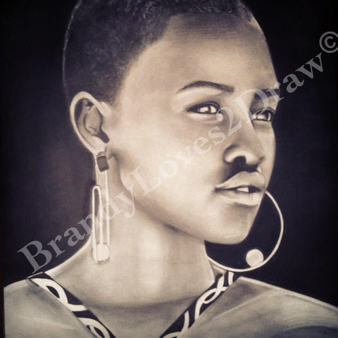LUPITA Original Artwork