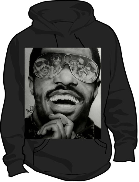 Stevie Wonder Hoodies