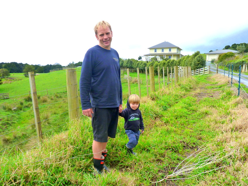 Boutique Homestead Farmstay experience NZ
