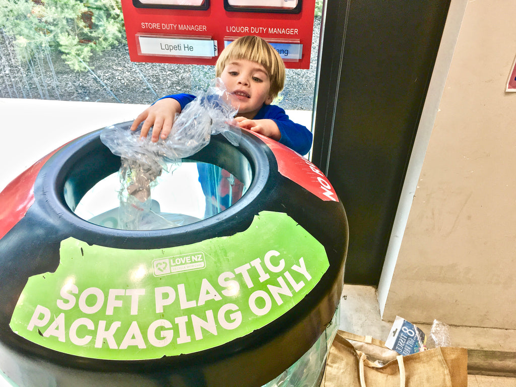 Soft Plastics Recycling