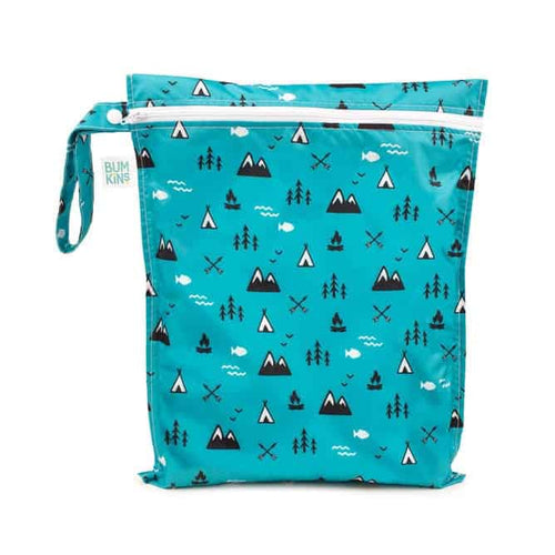 Reusable Wet Bag - Outdoors