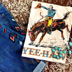 'Yee-Haw' Graphic Tee