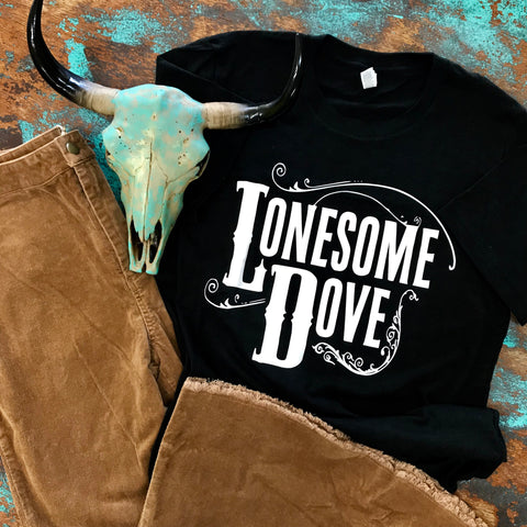 'Lonesome Dove' Graphic Tee