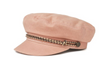 Ashland Cap - Rose/Tan