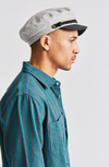 Fiddler Cap - Dove/Charcoal