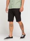 Solver Lite 5 Pocket Short  - Black