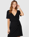 Suzie Wrap Dress