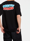 Pretty Stoned Short Sleeve Tee - Black