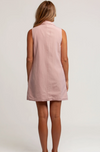 Heidi Sleeveless Shirt Dress