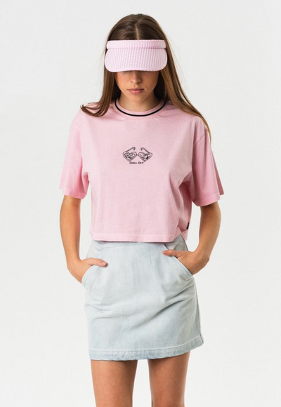 Ana Rita Box Fit Tee