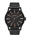 Sentry SS - All Black/Rose Gold