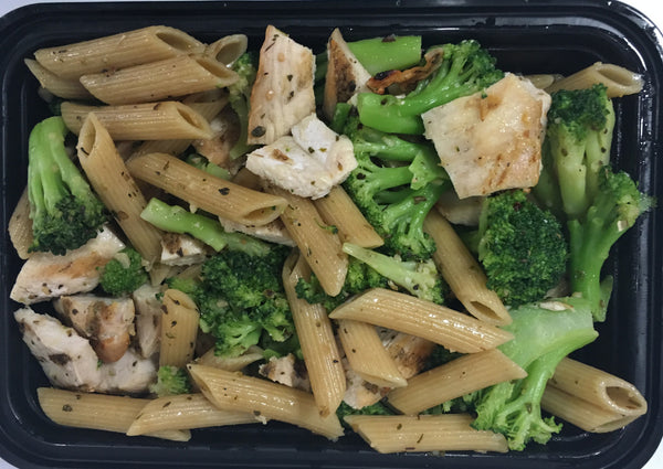 Penne w/ Chicken & Broccoli
