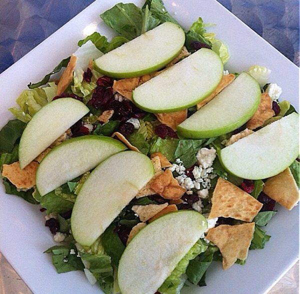 Apple Fuel Salad