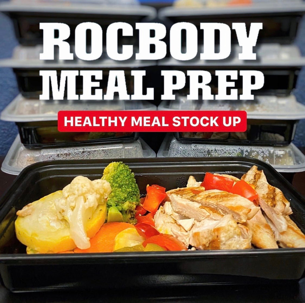 Healthy Meal Stock Up (12-36 meals)