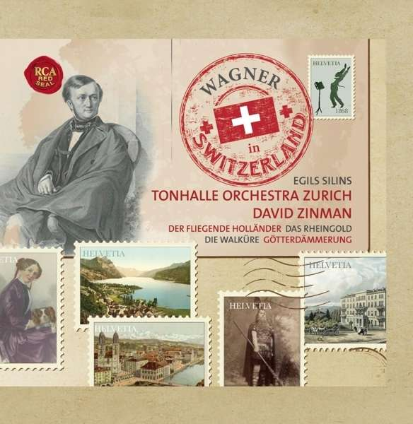 Tonhalle Orchester Zürich, David Zinman: Wagner in Switzerland