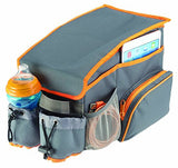 Organizer-Kids Car Back Seat Organizer with Cooler for Middle Seat
