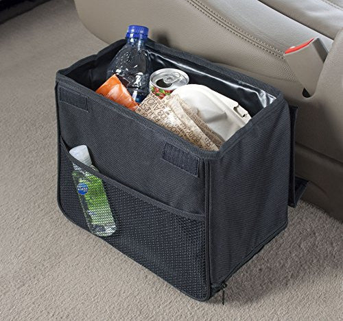 Leakproof and Weighted Car Trash Basket