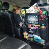 Organizer-Car Backseat Organizer with Tablet Holder for Kids and Toddlers