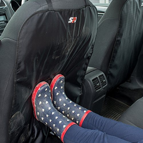 Car Kick Mat to Protect Car Seat Back - 2 Pack | Brats On ...