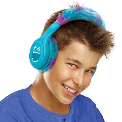 Monster's Inc. Scary Hairy Sulley Kids Headphones