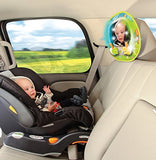 Car Safety Mirror-BRICA Baby In-Sight Magical Firefly Auto Mirror for in Car Safety