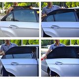 Car Sun Shade-Universal Car Side Window Sun Shade for Regular Contoured Window